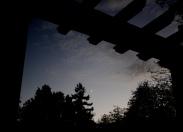 La luna en el Retiro