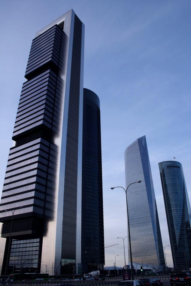 Cuatro Torres