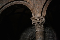 Detalle de Arco y Capitel