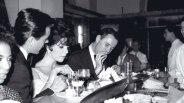 Jack Lemmon y Joan Collins