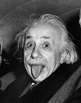 La lengua de Einstein